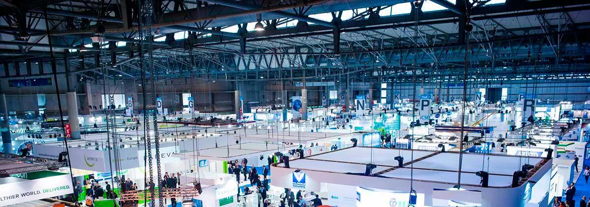Барселона 27-я международная выставка  фармацевтической промышленности CPhI Worldwide 2016