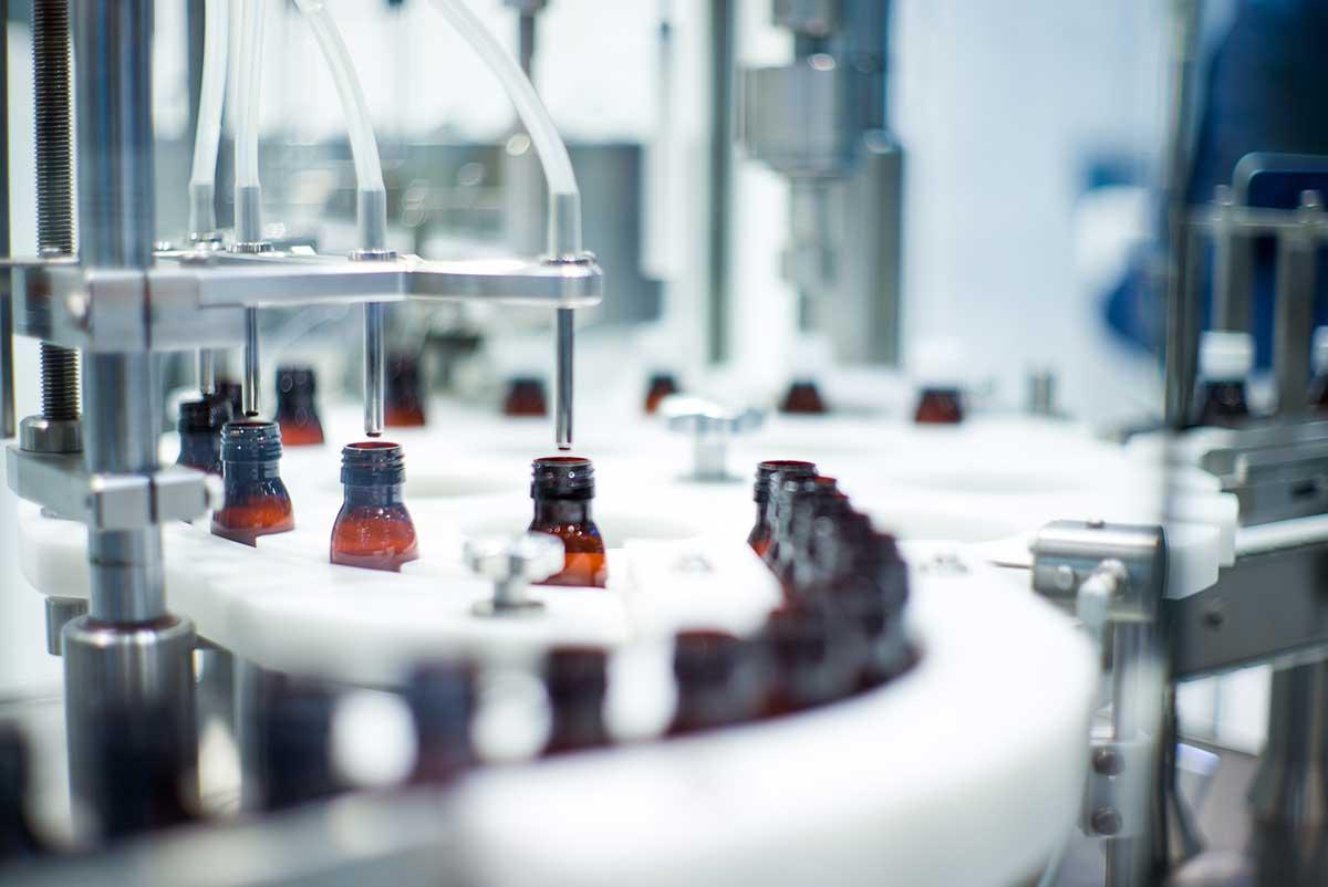 CPHI 2016 - линия розлива жидких лекарственных форм